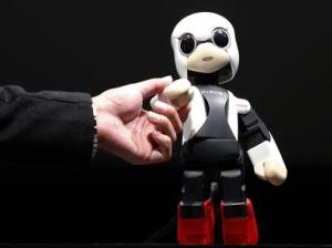 O robô humanoide Kirobo é projetado para navegar em gravidade zero