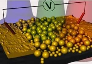 """""""Você pode imaginar a tinta do seu laptop funcionando como uma célula solar para alimentá-lo usando apenas a luz."""""""