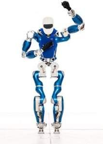 O objetivo é desenvolver um robô capaz de operar de forma independente, flexível e segura em um ambiente novo e desconhecido.