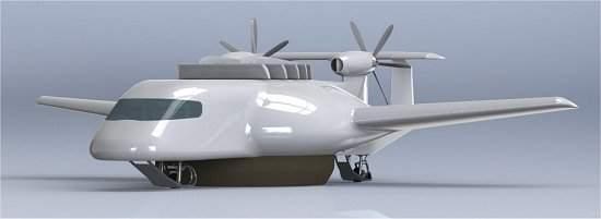 Até Abril de 2014 os pesquisadores planejam ter pronto um modelo, também em escala reduzida, mas funcional, que possa voar por controle remoto.