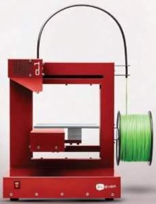 A expectativa é competir com os projetos open-source de impressoras 3D, atendendo principalmente pequenas e médias empresas.