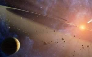 Grandes filamentos de poeira espacial são também o berço de estrelas.