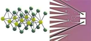 A equipe austríaca se concentrou na fabricação de células solares fotovoltaicas usando o semicondutor metálico.