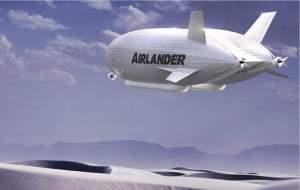 A aeronave poderá levar 50 toneladas de material a qualquer parte no mundo, 50 vezes mais do que um helicóptero.