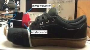 O protótipo do nanogerador ainda não é bonito - mas funciona, entregando uma corrente elétrica utilizável de forma prática