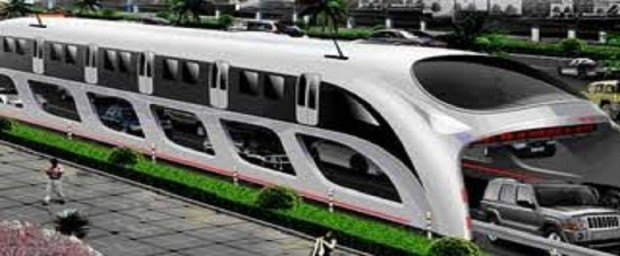 Chineses-apresentam-projeto-em-que-ônibus-passa-por-cima-dos-carros
