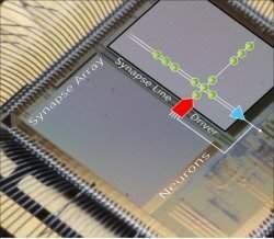 A grande novidade do projeto Brainscale é imitar o cérebro usando um processador neuromórfico analógico.