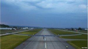 Avião foi projetado para dar a volta ao mundo em 2015