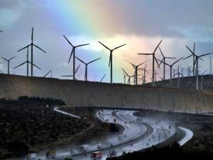 Energia eólica: produção aumentou 44,4% no último ano