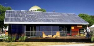 Geracao solar residencial