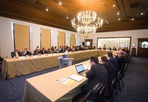 Governador abre Forum Nacional de Secretários de Energia