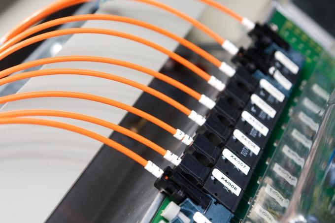 industrial optical fiber connectors